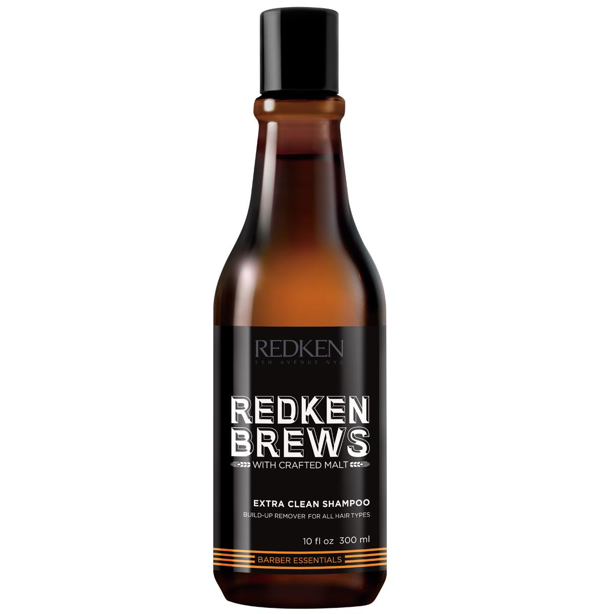 Extra Clean Shampoo de Redken Brews.
