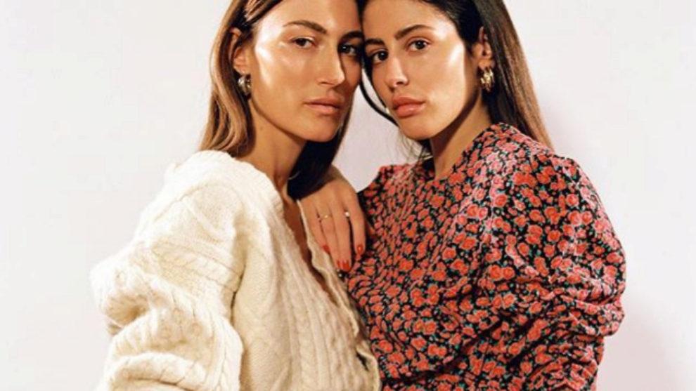 Gilda Ambrosio y Giorgia Tordini, fundadoras de la marca italiana