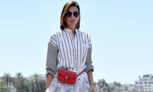 Nieves Álvarez en Cannes 2019.