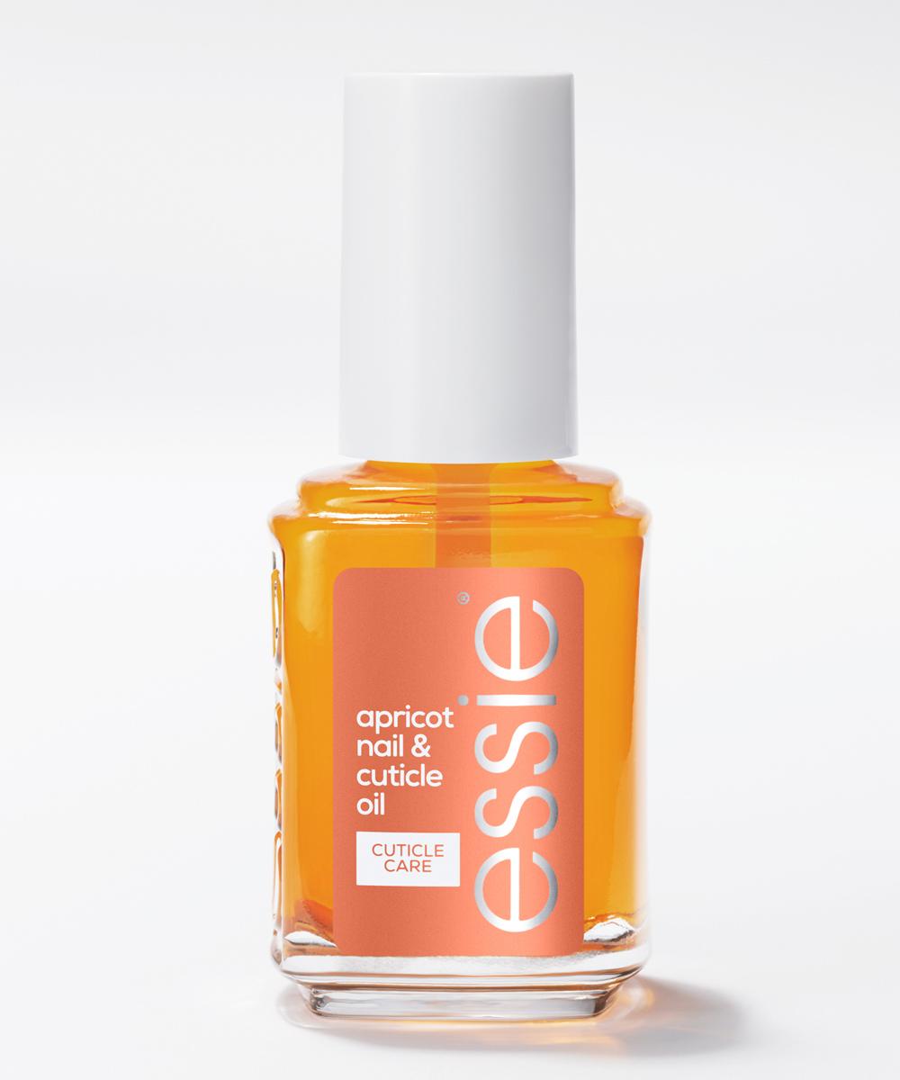 Base de uñas hidratante Apricot nail & cuticle oil de Essie