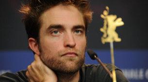 Robert Pattinson en el Festival de Cine de Berlín.