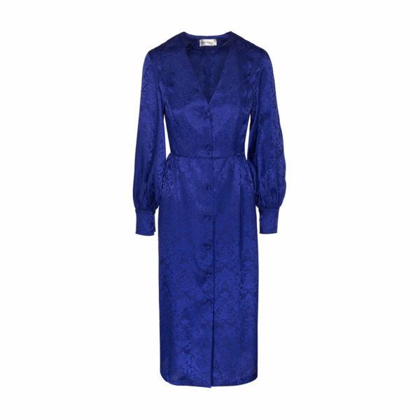 Kimono en jacquard, de Apricity (160 euros).