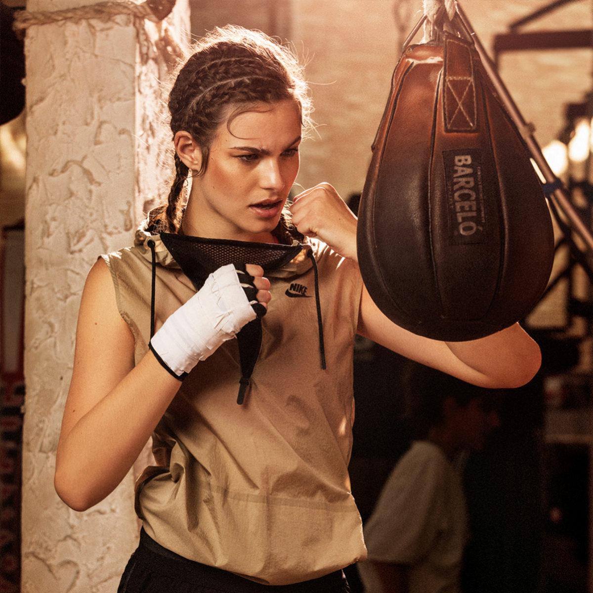 El boxeo es un deporte que se puede adaptar a las necesidades de cada cual, por eso puede practicarlo todo el mundo.