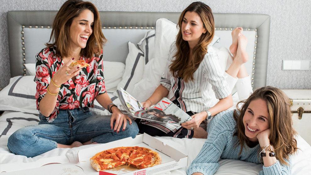 Pedir comida a domicilio ya no es solo pedir pizzas.