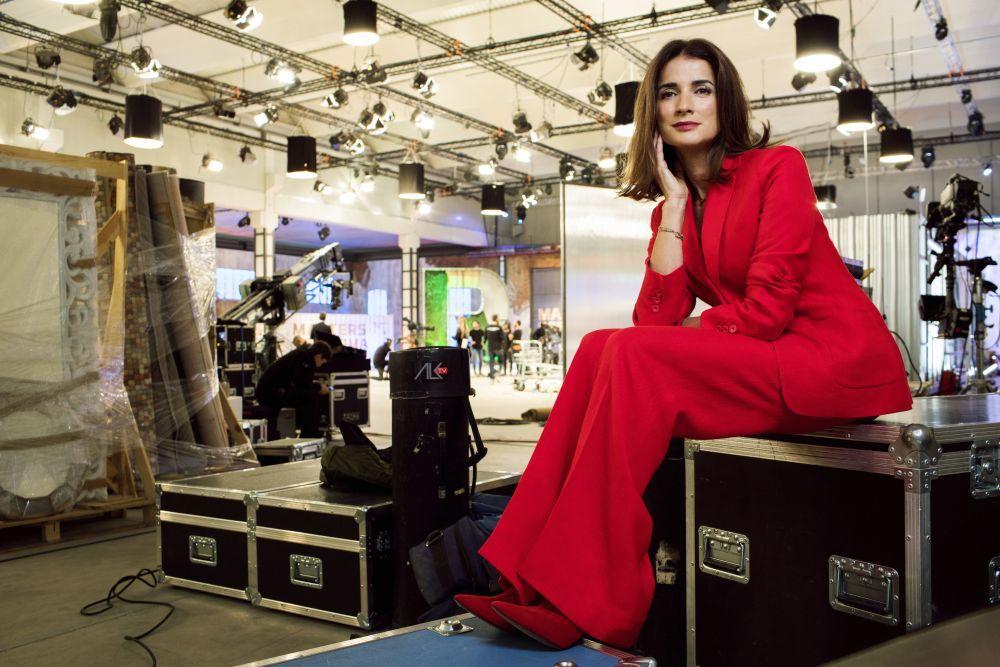 Macarena Rey, la mujer más poderosa de la televisión