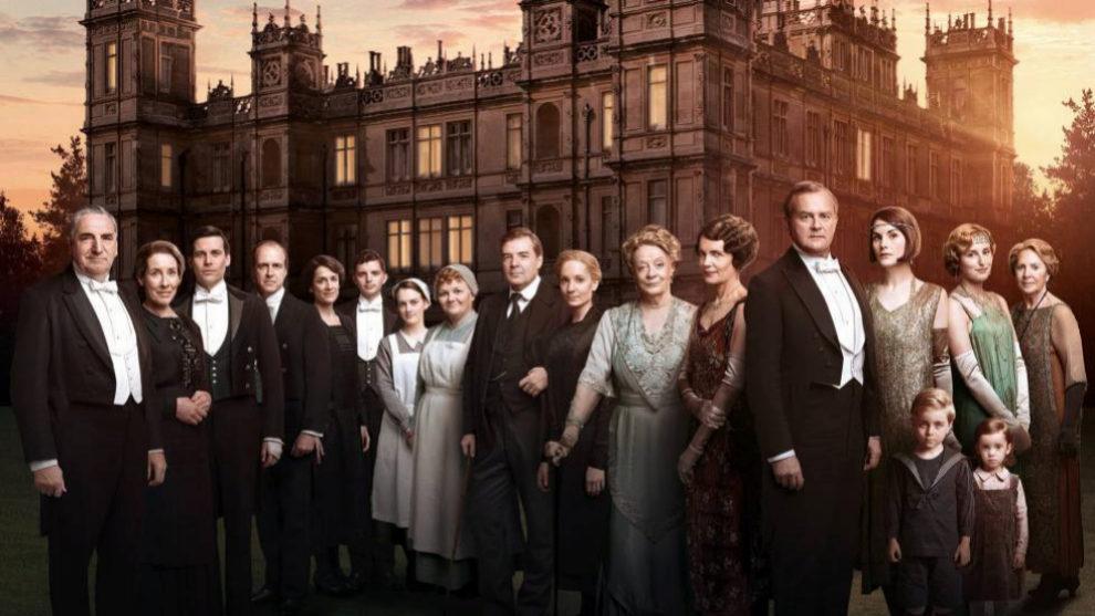 Downton Abbey llegará a los cines el 20 de Septiembre
