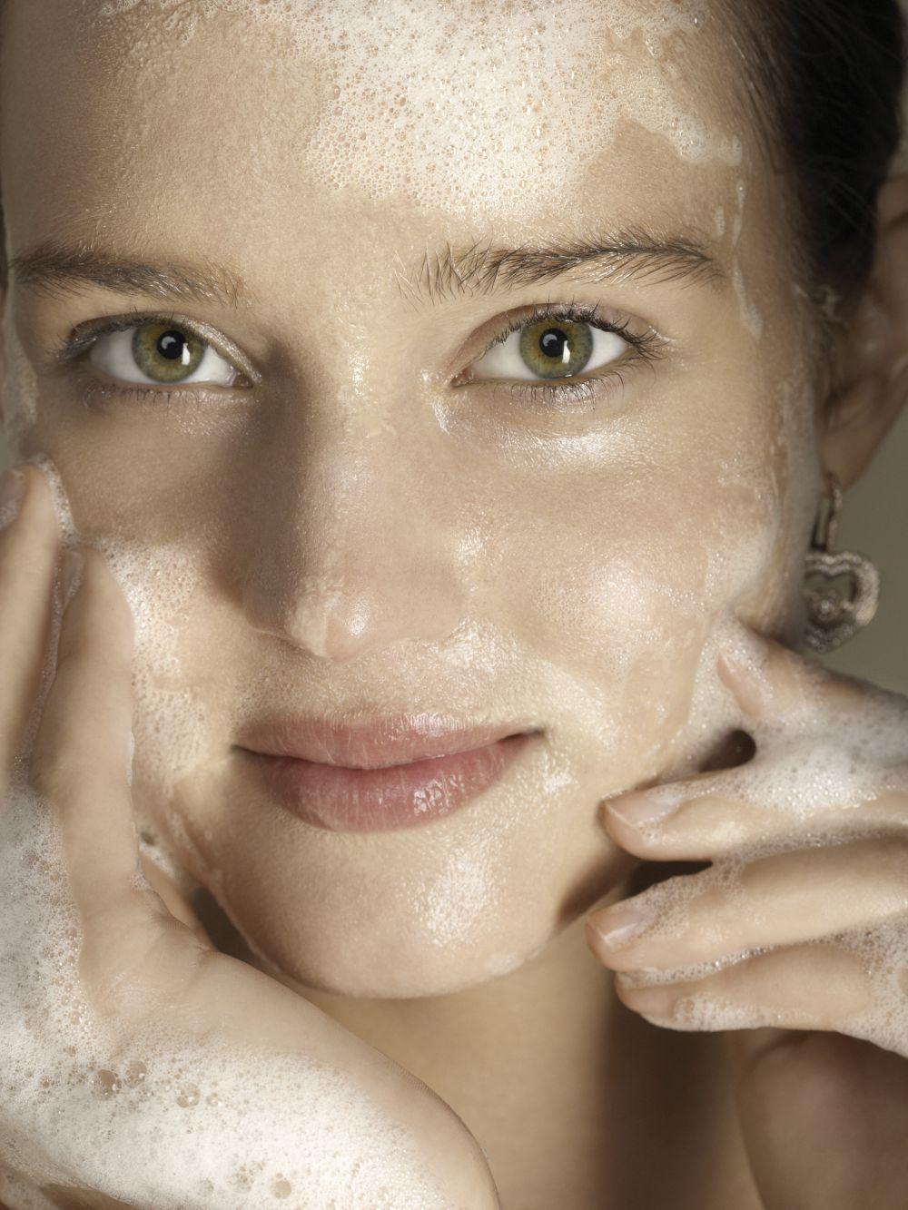 Elige la limpiadora que le va a tu tipo de piel.
