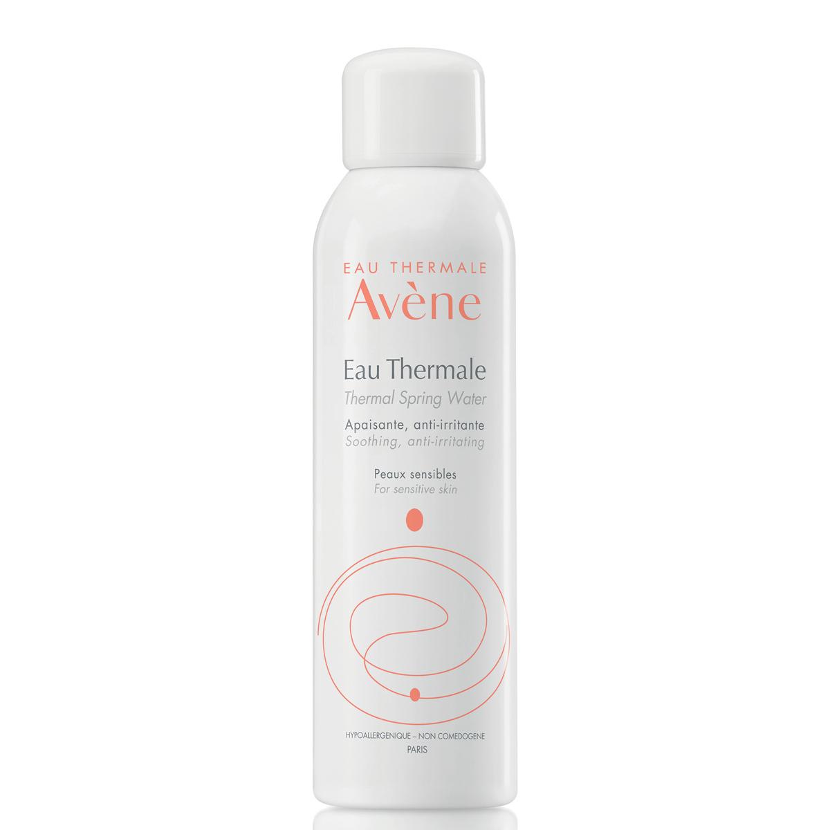 Agua termal de Avène (9,38 euros).