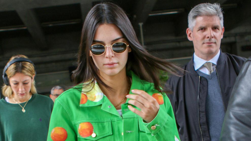 Kendall Jenner se ha puesto en manos de un experto para aumentar el grosor de sus labios