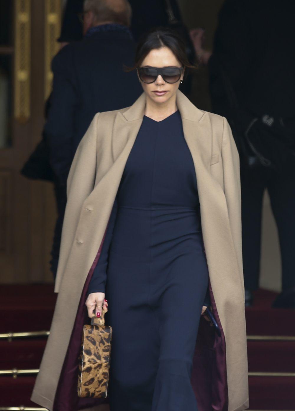 Victoria Beckham da un paso más en su carrera.
