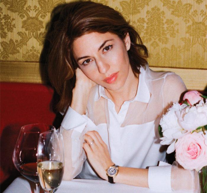 Sofia Coppola para Cartier