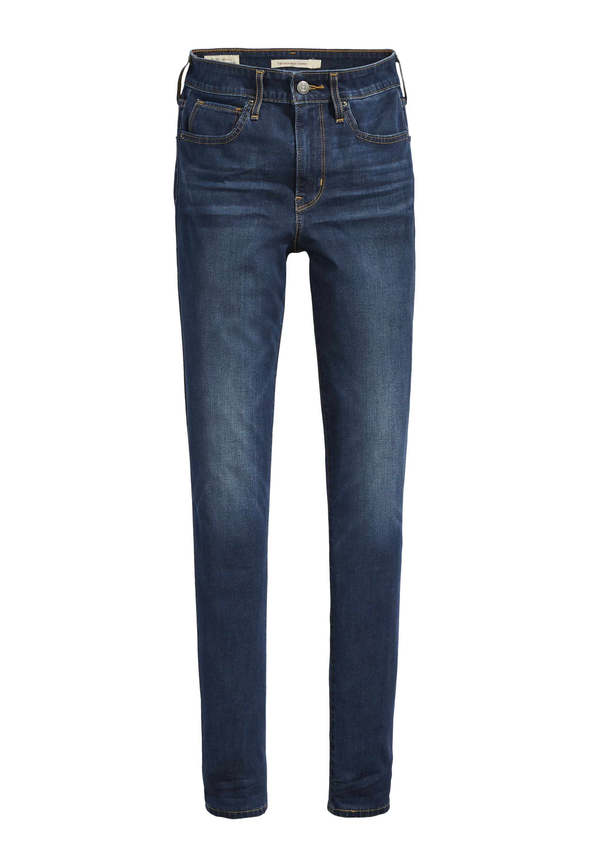 121- Levi's Hirise Skinny For Up