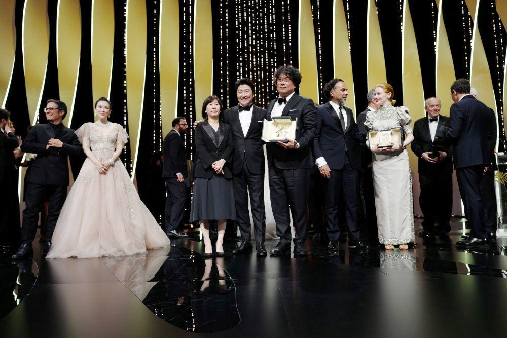 El director coreano Bong Joon-Ho se alza con la Palma de Oro a la...