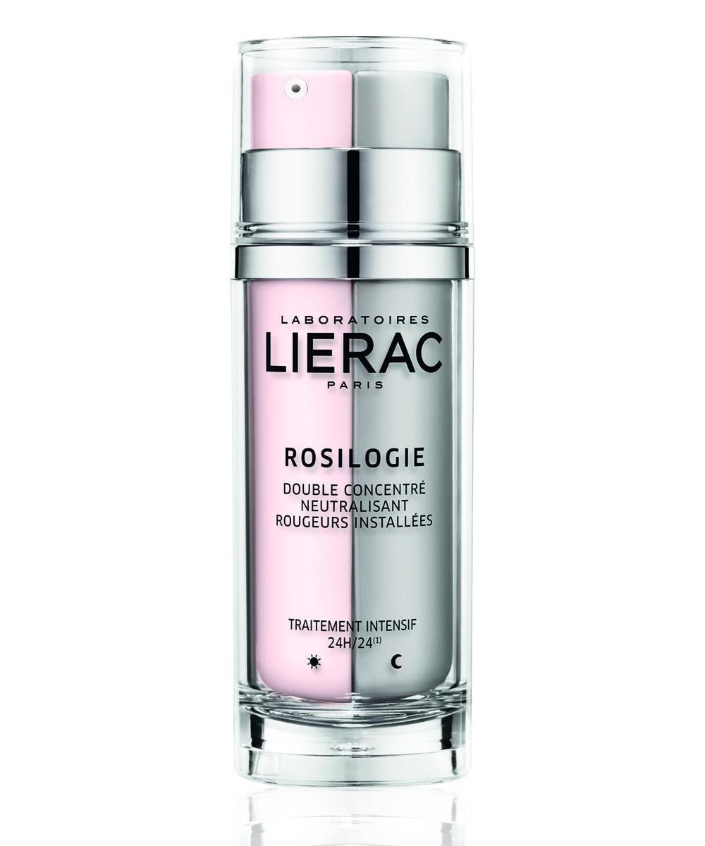 Sérum Rosilogie Doble Concentrado Neutralizante de Lierac para pieles...