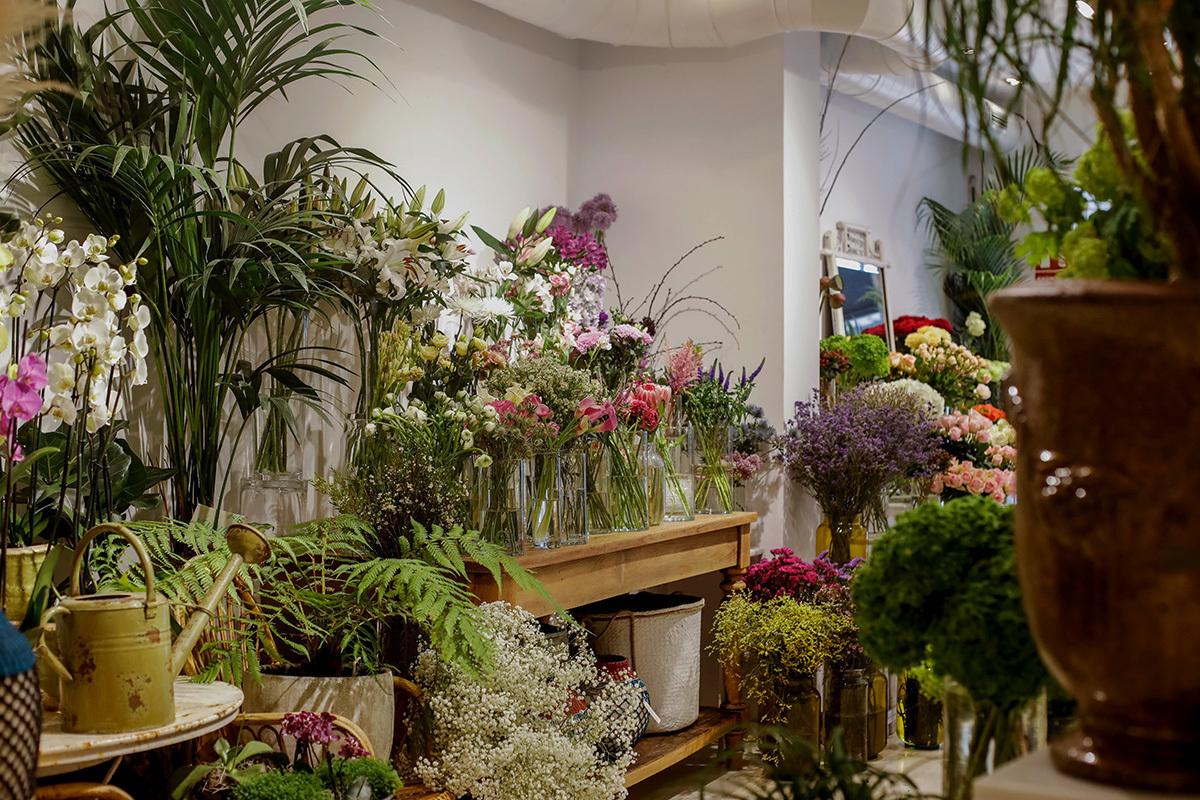 En Todos Los Arreglos Florales Que Hacemos El Ingrediente