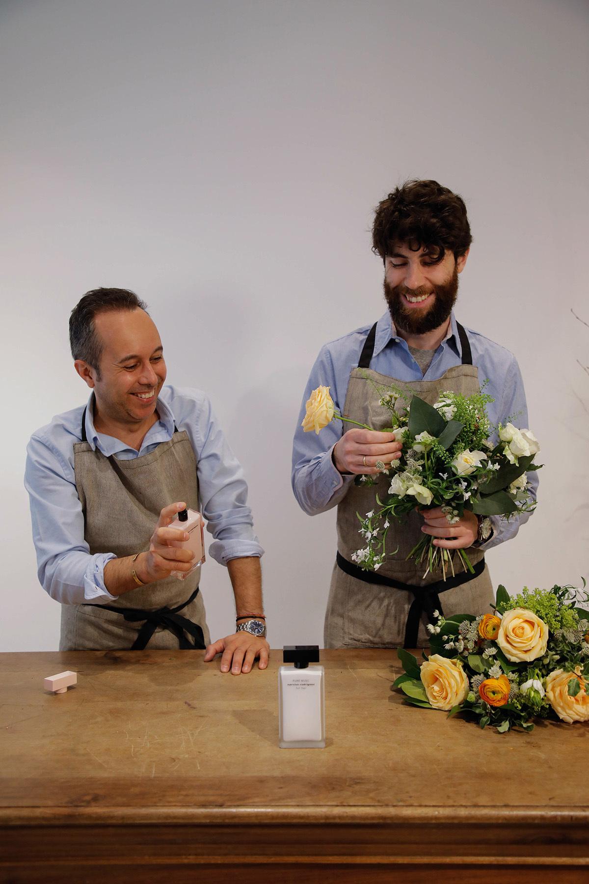 Entrevistamos a David y Antonio, creadores de Floreale, especialistas...