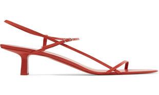 Sandalias de estilo minimal en color de The Row