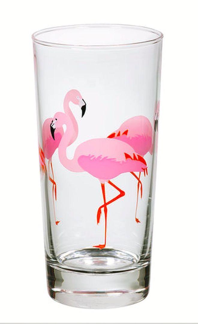 Vaso de flamencos
