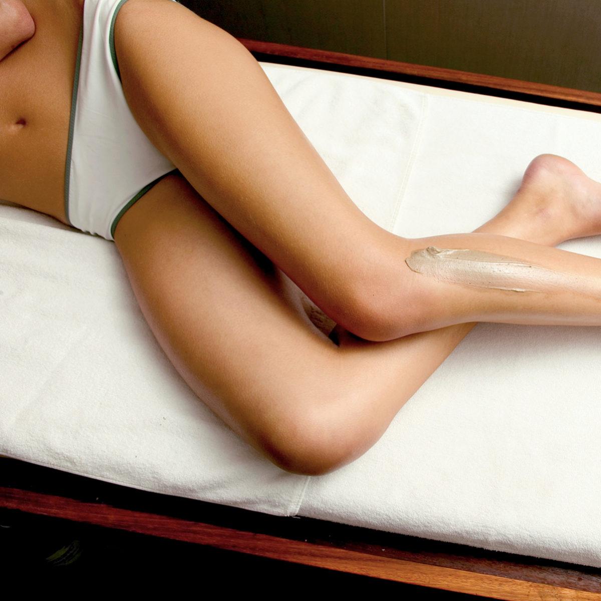 La depilación con cera es una de las más recomendadas.