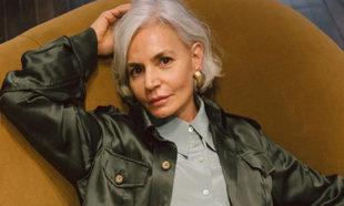 Grece Ghanem, la modelo mayor de 50 años con más estilo