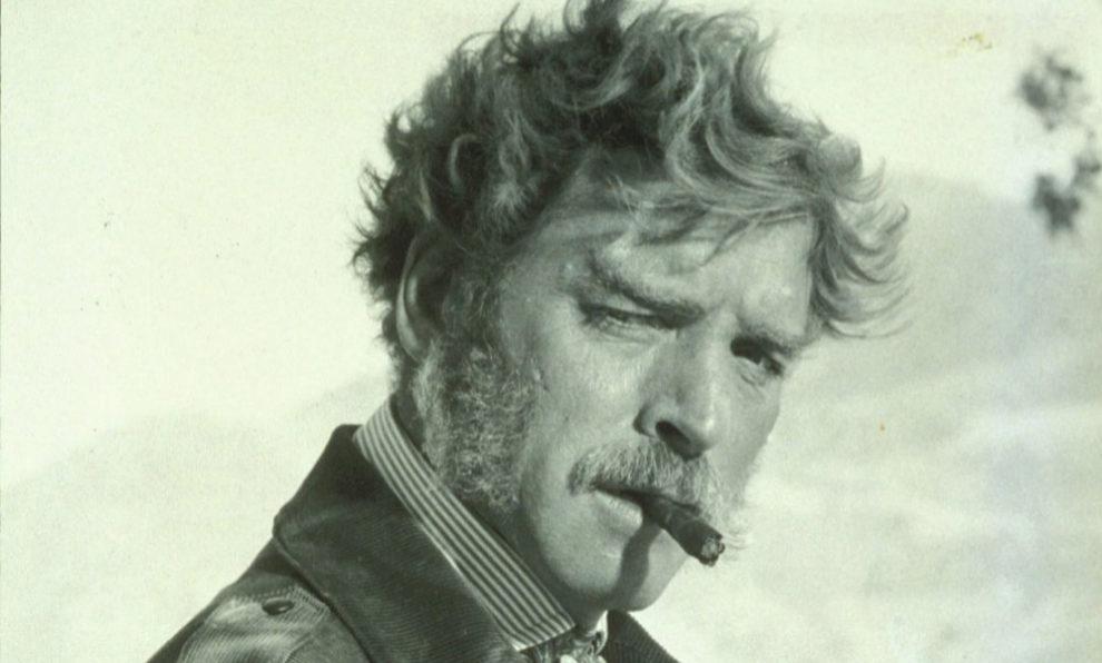 Burt Lancaster en la película El Gatopardo, de Visconti
