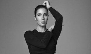 Pilar Rubio con minupull y falda Sportmax.