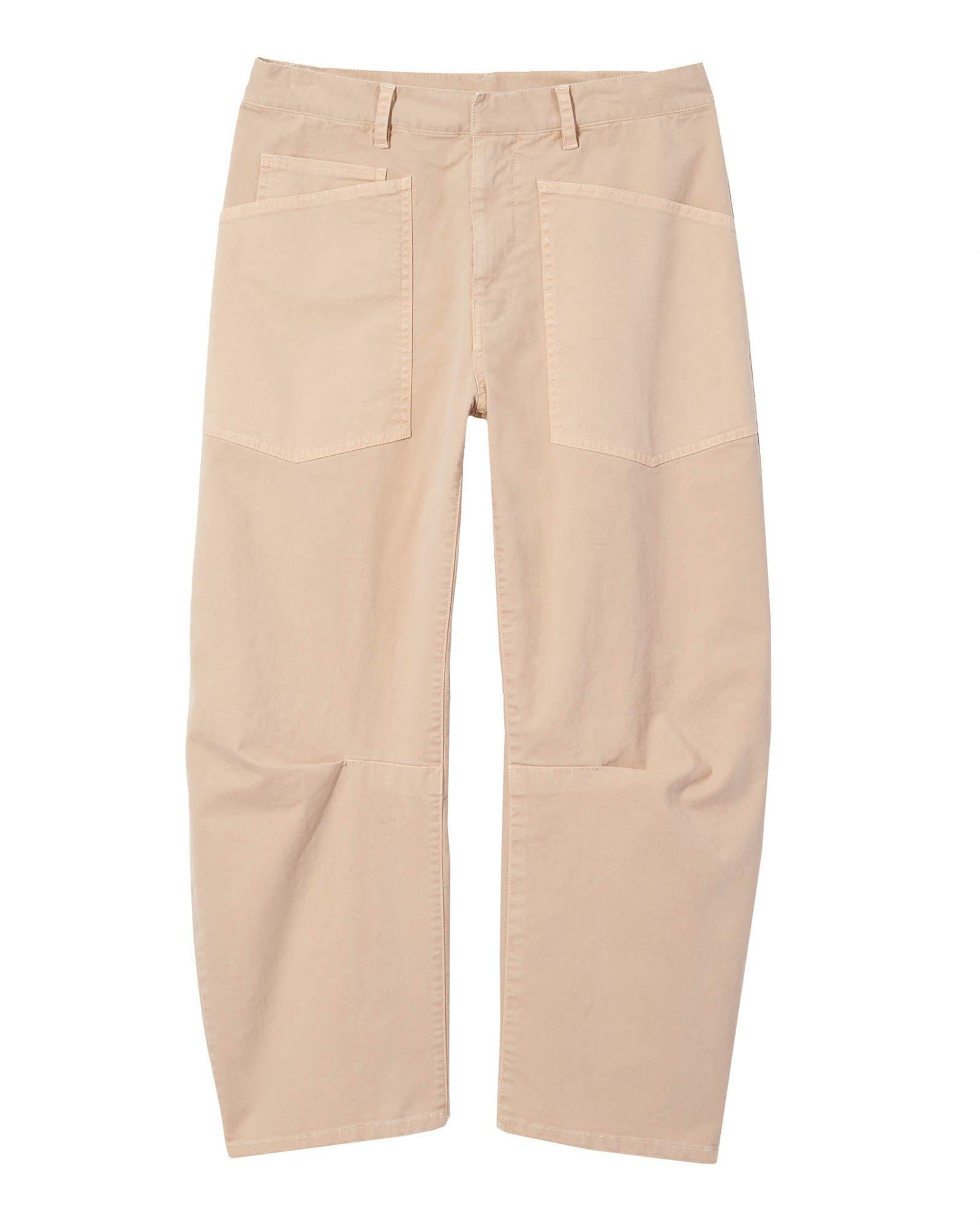 Pantalón cargo en color crudo de Nili Lotan.