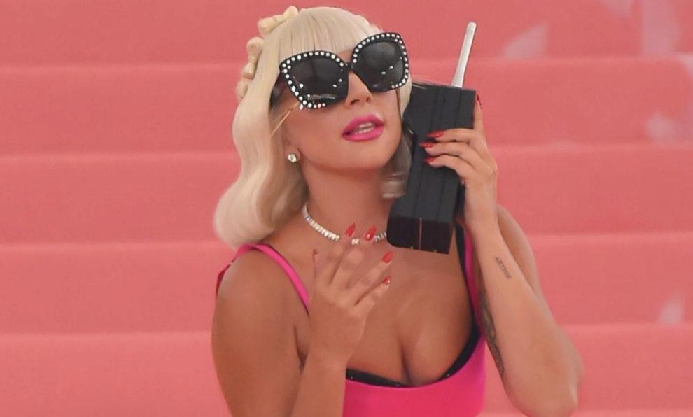 Lady Gaga en la última edición de la Gala Met dedicada  a la...