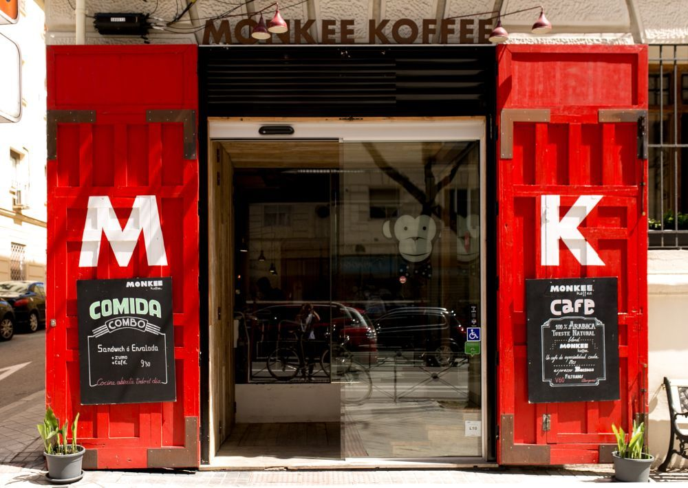 Monkey Café