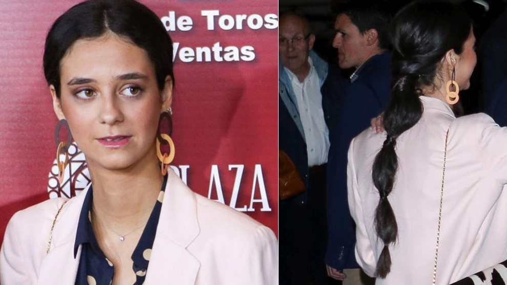 Victoria Federica en la gala de presentación de los Cartelas de la...