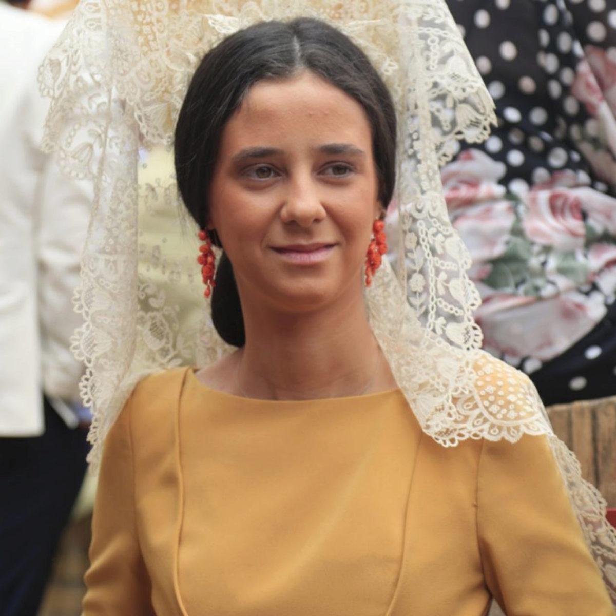Durante la Feria de Abril, Victoria Federica triunfó en la...