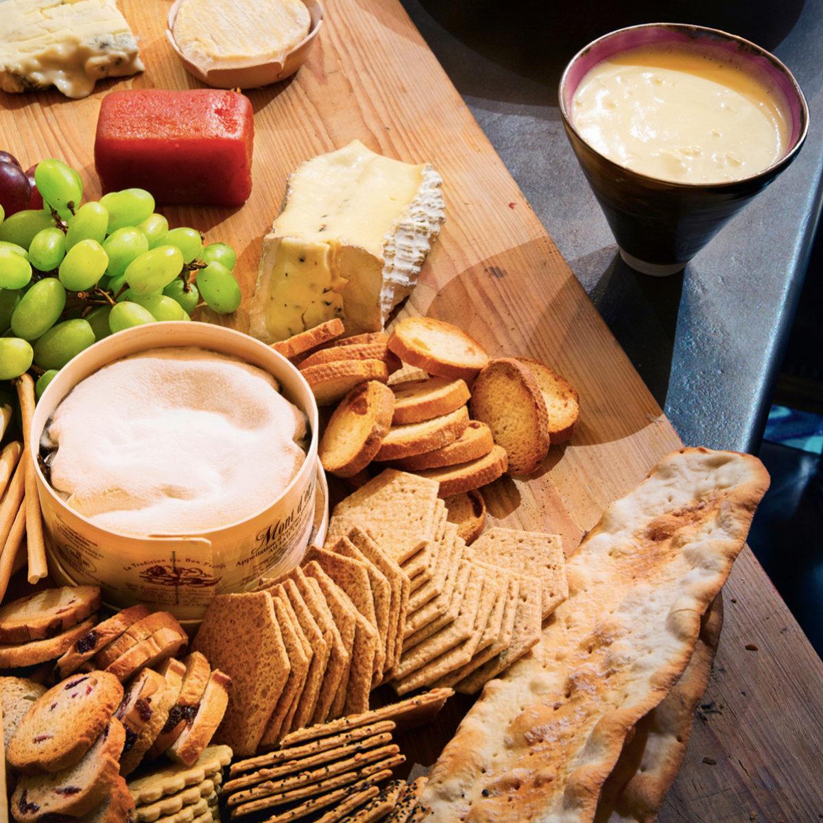 La salsa de queso se puede hacer ecológica.