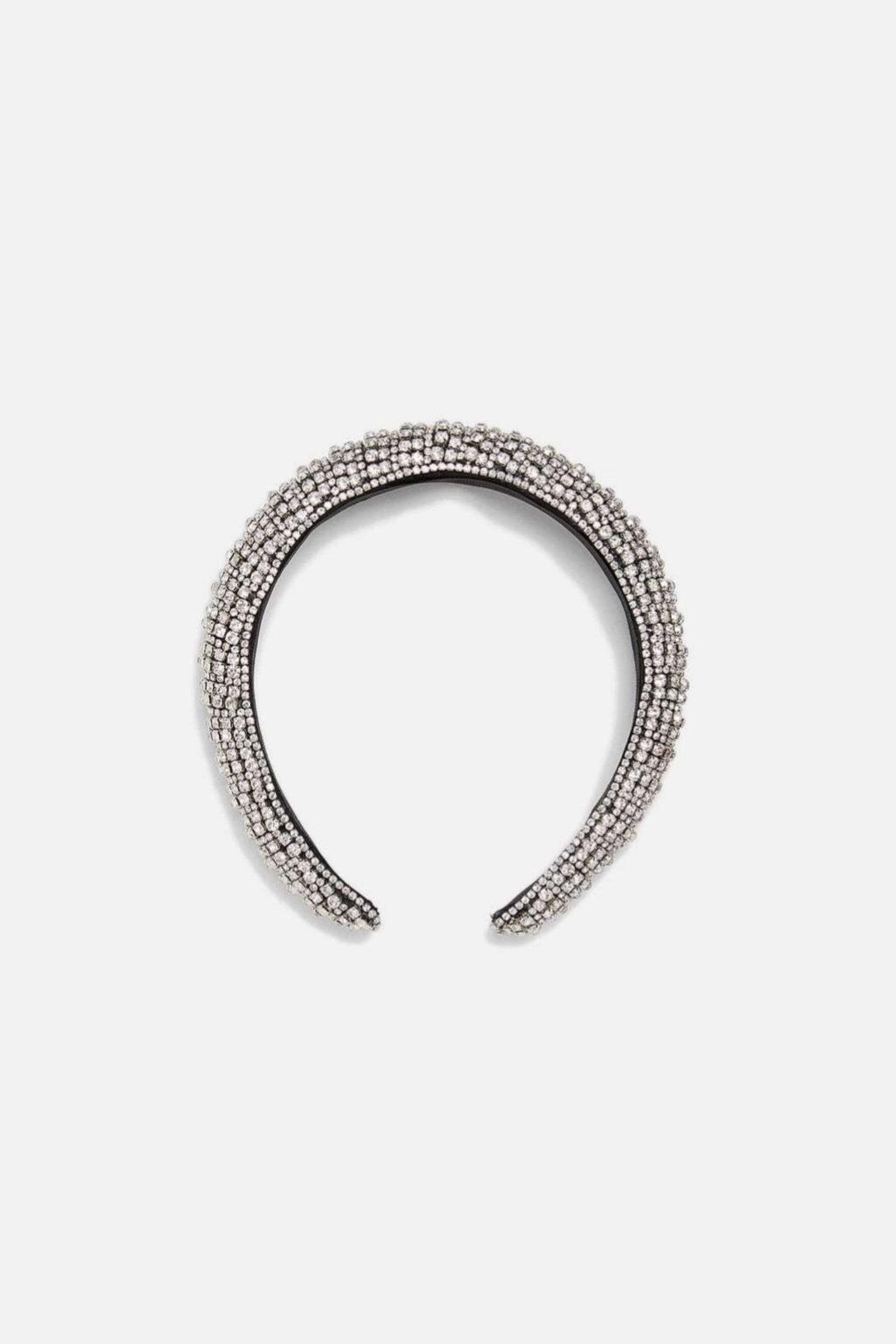 Diadema de brillos de Edición Limitada de Zara
