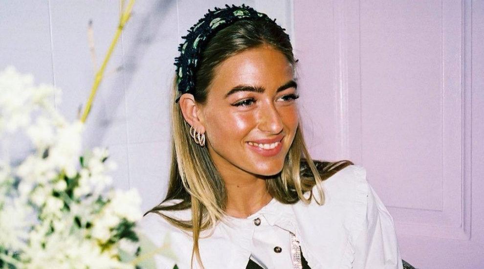 Emili Sindlev es de las que apuesta por accesorios en el pelo para...