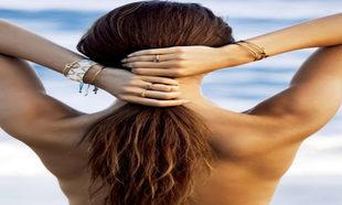 Si notas que tu pelo está demasiado seco vigila tu alimentación.