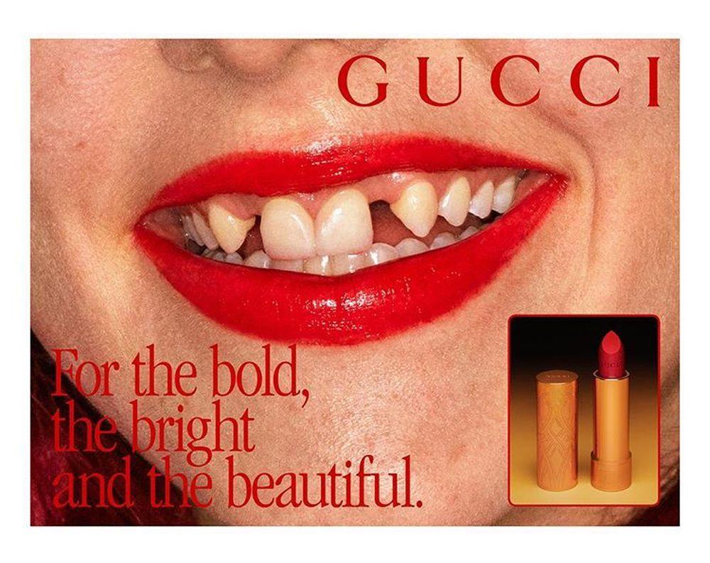 La campaña de Gucci fotografiada por Martin Parr de la que todos...