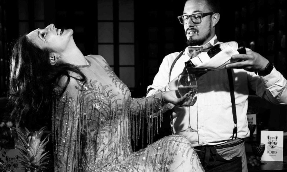 Espectáculo de Yllana en el Crazy Beunch del Gran Hotel Inglés en...