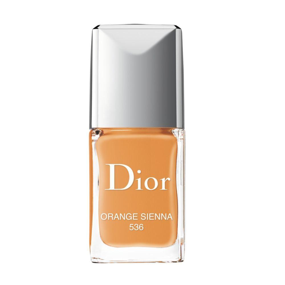 Dior Vernis Orange Sienna 536, Dior