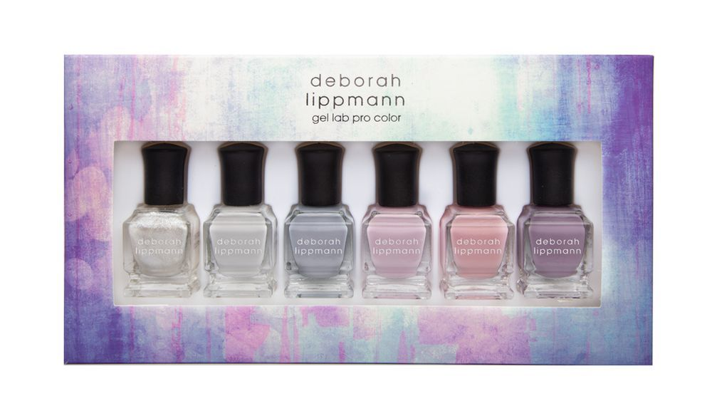 Kit de edición limitada Shades of Cool, de Deborah Lippmann.