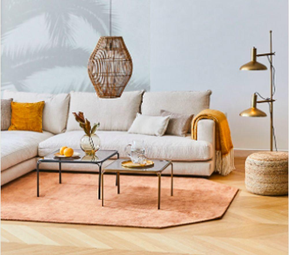 Las diferentes lámparas consiguen crear un ambiente especial en las estancias