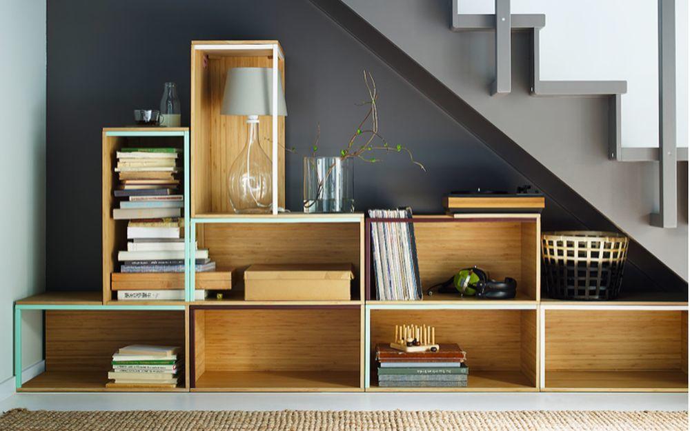 Sistema de almacenaje modular de Ikea