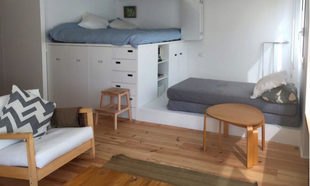 Vivienda en San Sebastián firmada por el estudio de arquitectura...