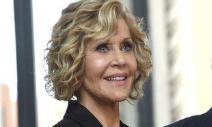 Jane Fonda, espléndida a sus 81 años.