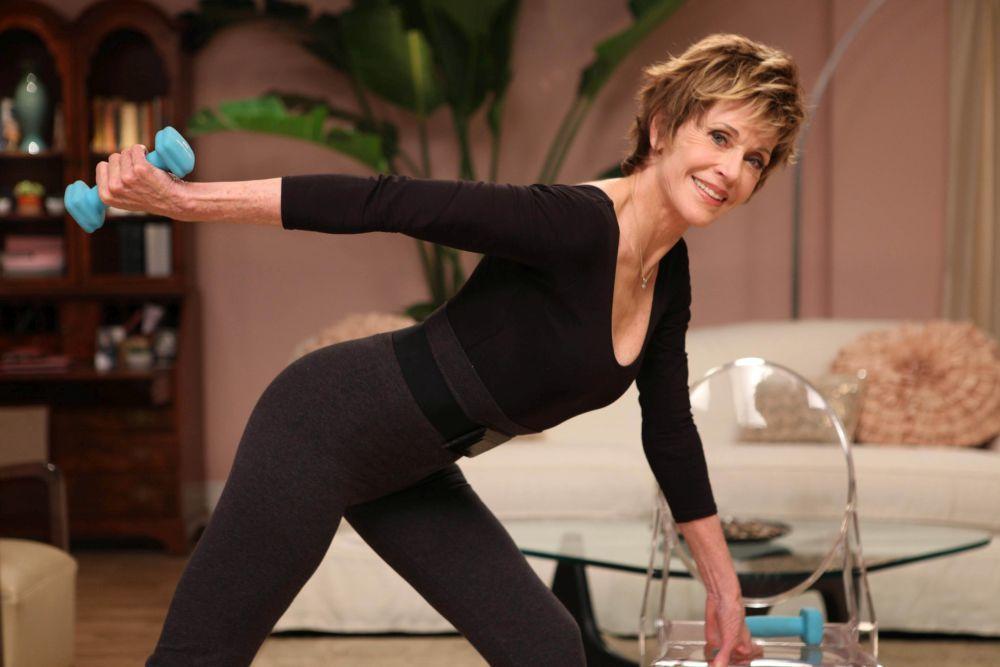 La actriz es embajadora del deporte y la vida saludable.