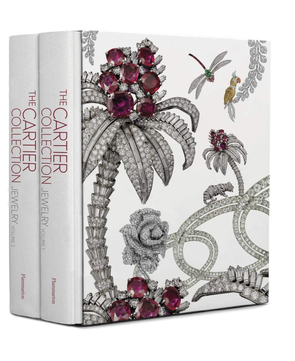 Libro The Cartier Collection Jewelry que se puede adquirir en AMAZON.