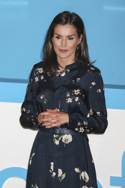 Doña Letizia asiste a los Premios UNICEF Comité Español 2019.