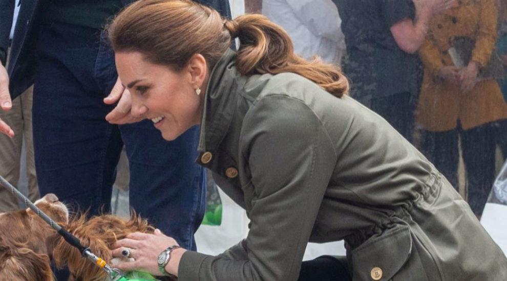 Kate Middleton en Cumbria