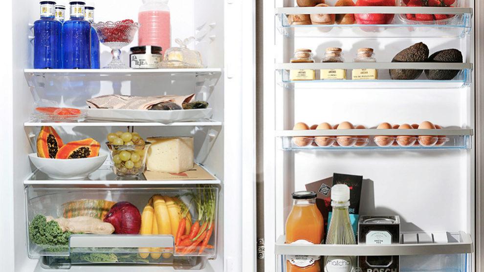 Es importante saber cuándo tenemos que refrigerar los alimentos.