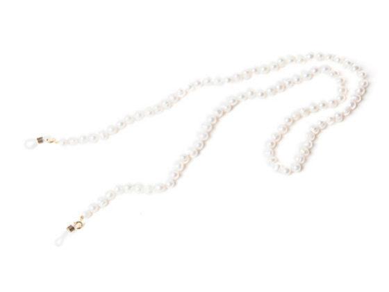 Cordones de perlas para las gafas de Ouibyou
