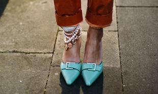 Bailarinas de punta: el calzado más versátil de la temporada.